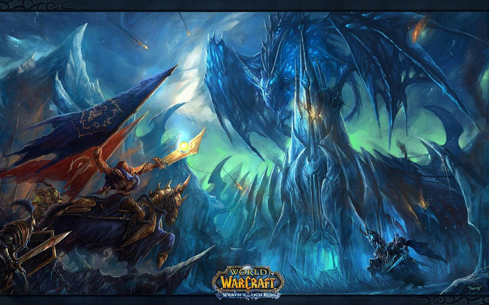 My 150+ Warcraft wallpapers collection! : wow