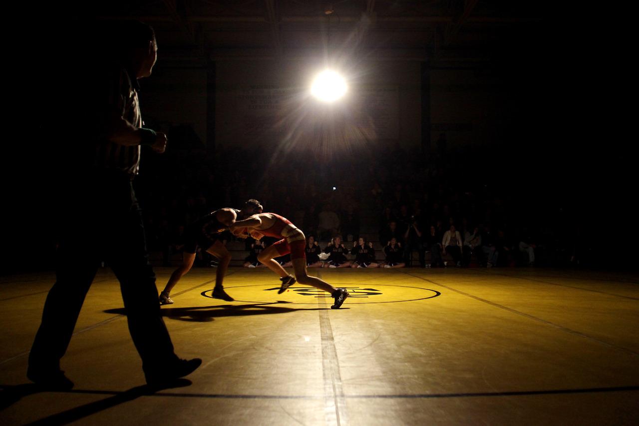 Wrestling Backgrounds Group 55