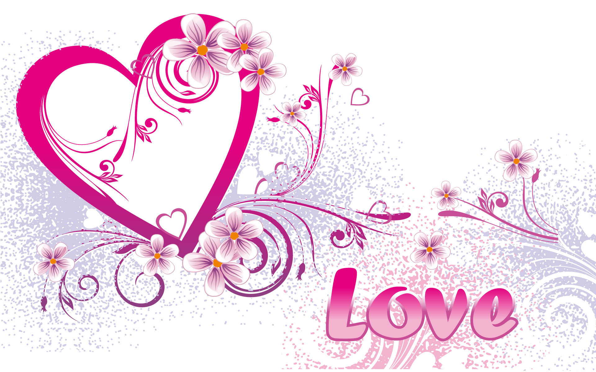 40 Romantic Love Wallpapers -DesignBump