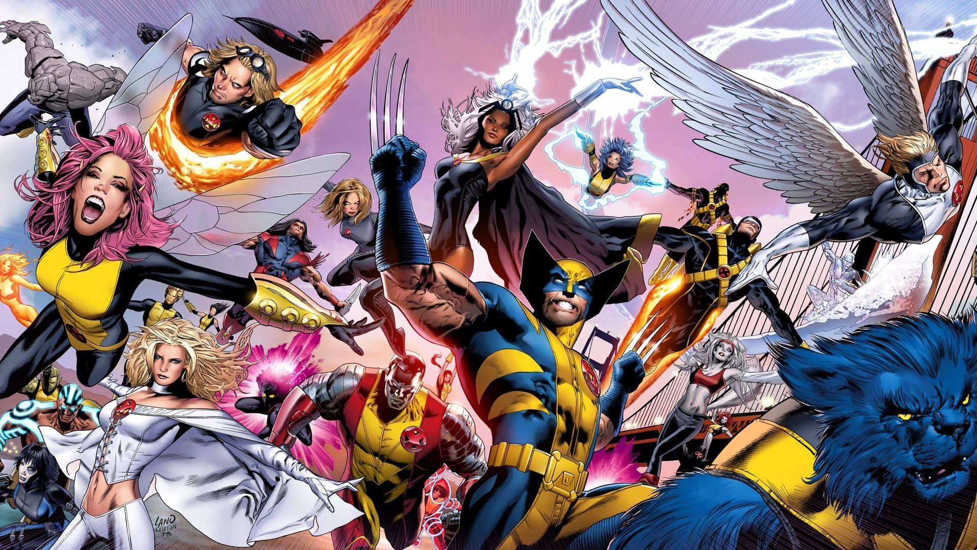 X-Men Wallpapers - Wallpaper Cave