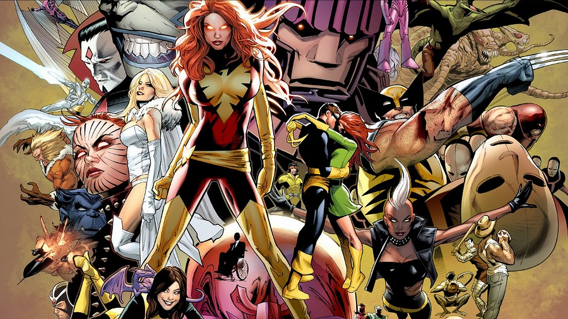 X-Men Wallpapers HD Group (88+)