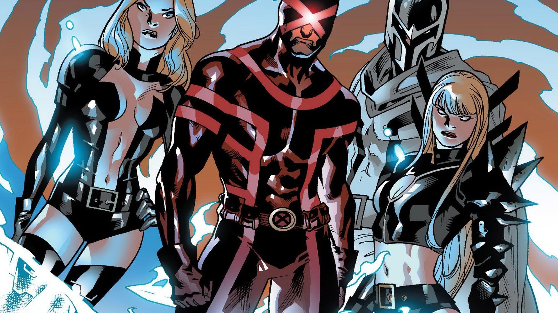 X Men Comic Wallpaper, PC X Men Comic Superb Pics (NMgnCP com)
