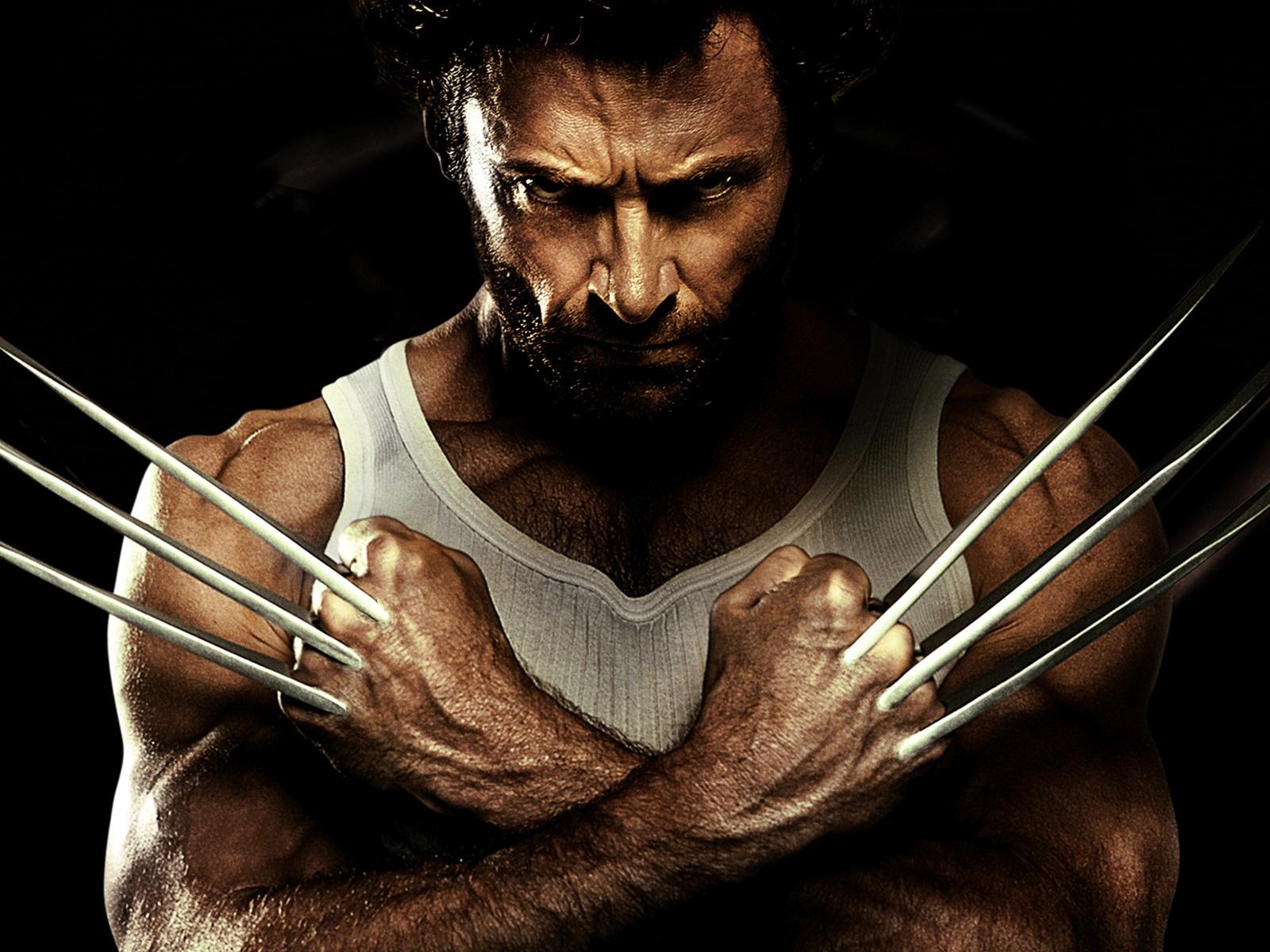 Hugh Jackman Logan In X Men Origins Wolverine 02 Wallpaper