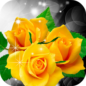 Yellow Roses Live Wallpaper - Android Apps on Google Play