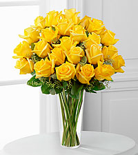 Yellow Roses - FTD Flowers, Roses, Plants and Gift Baskets