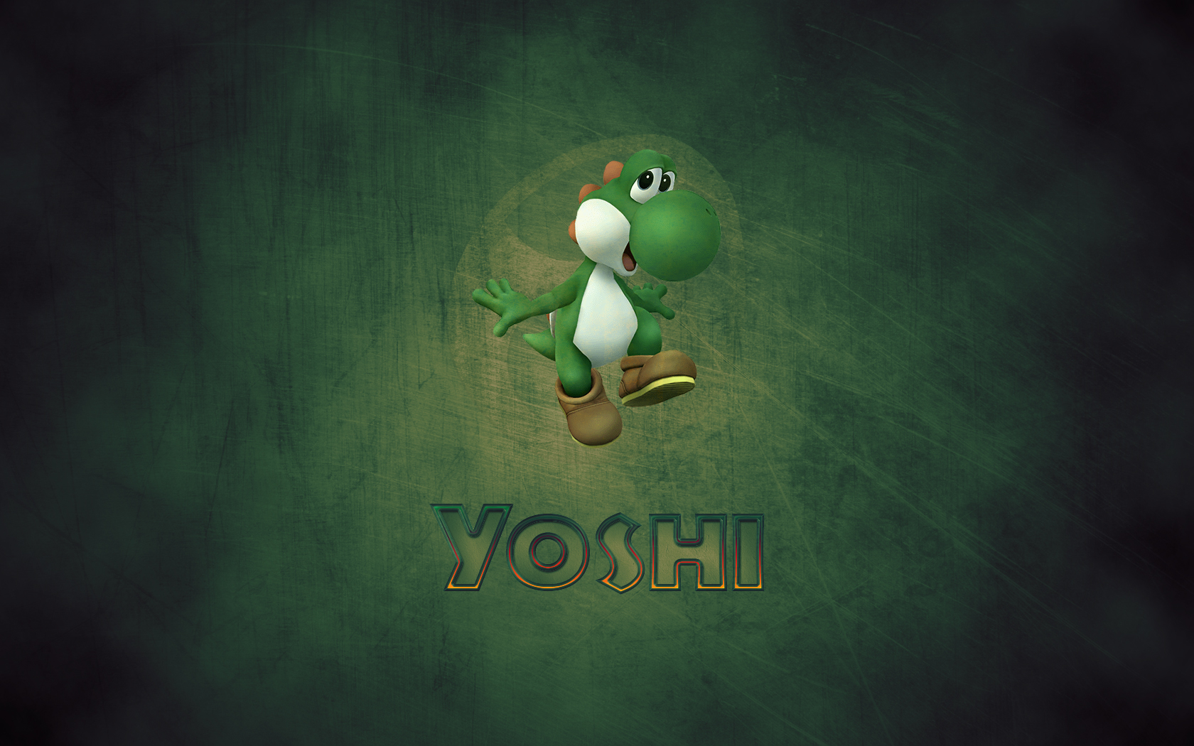 HD Yoshi Wallpaper - WallpaperSafari