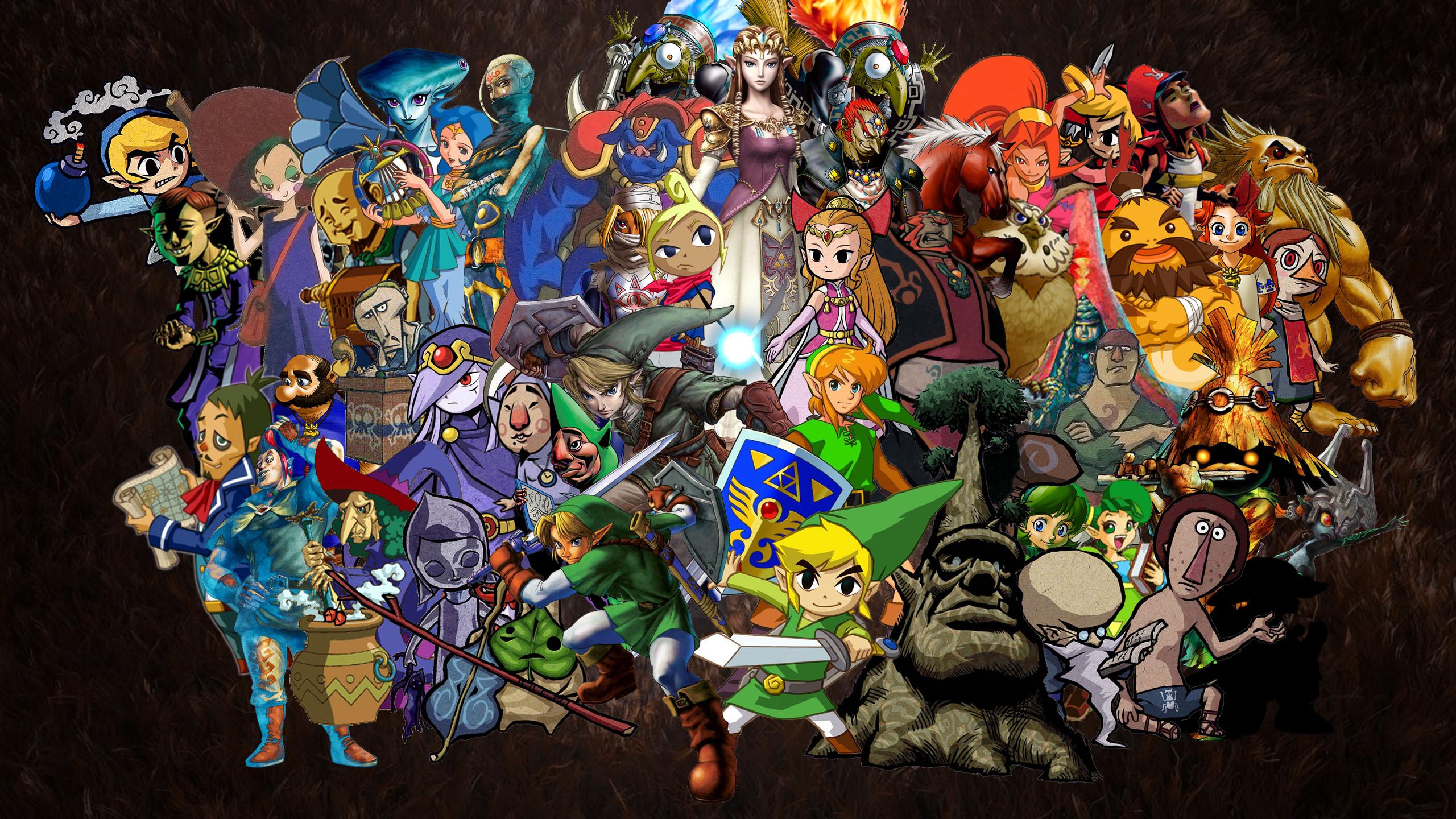 Legend Of Zelda Wallpapers