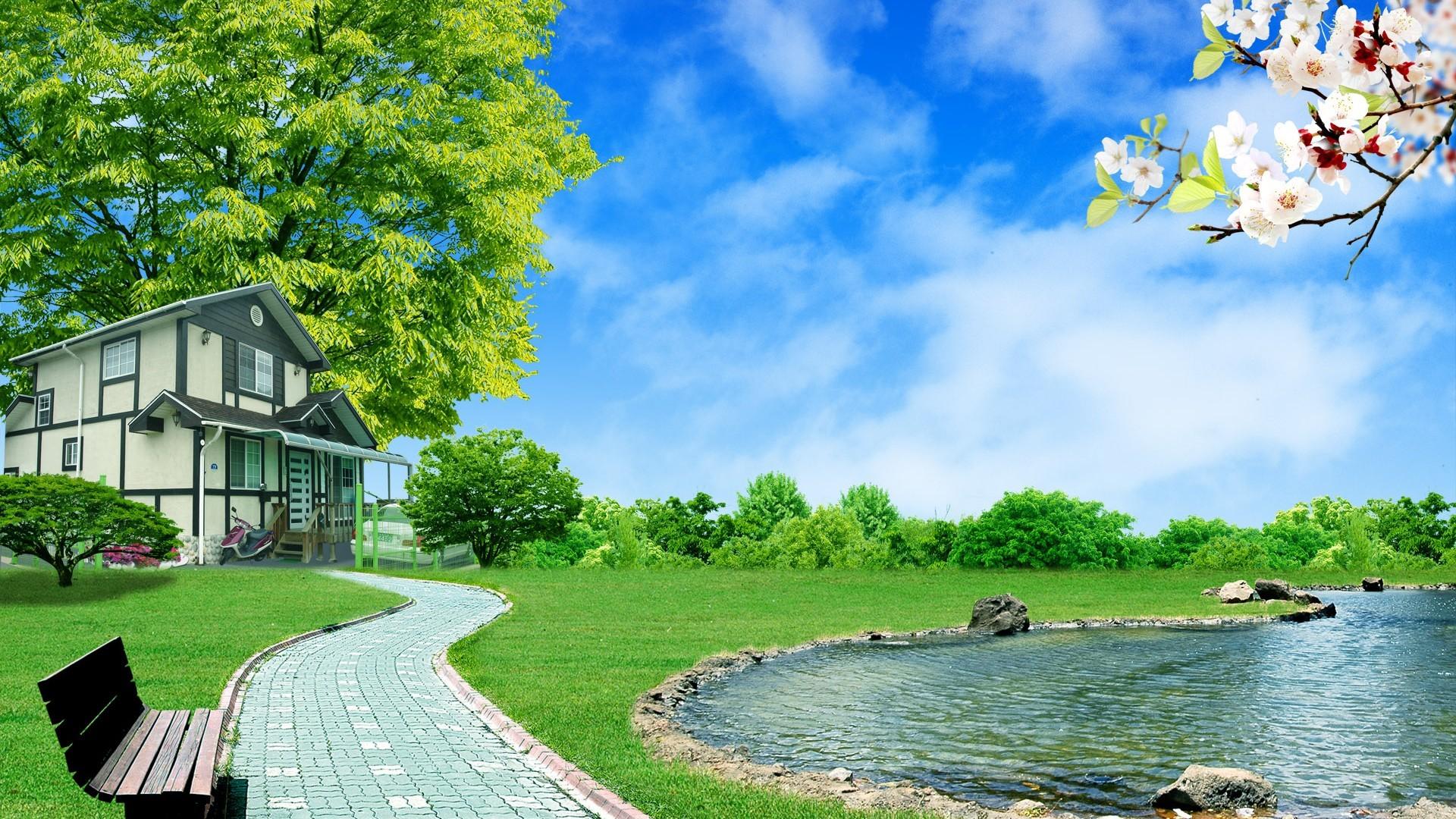 3D Nature Images Free Download   PixelsTalk Net