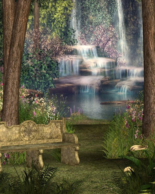 Fantasy Photoshop Premade Backgrounds | PSDDude