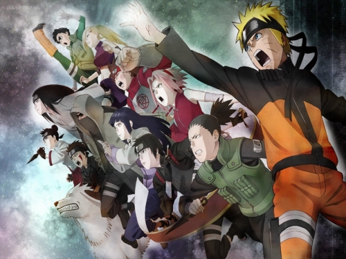 all naruto characters wallpaper 15