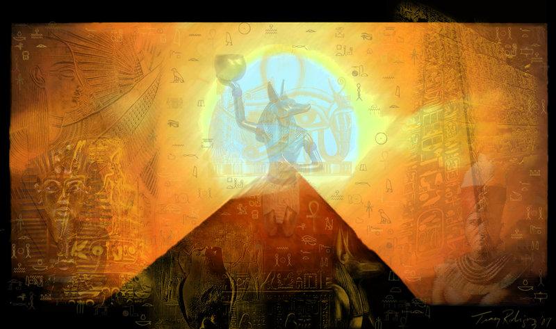 Ancient Egyptian Wallpaper