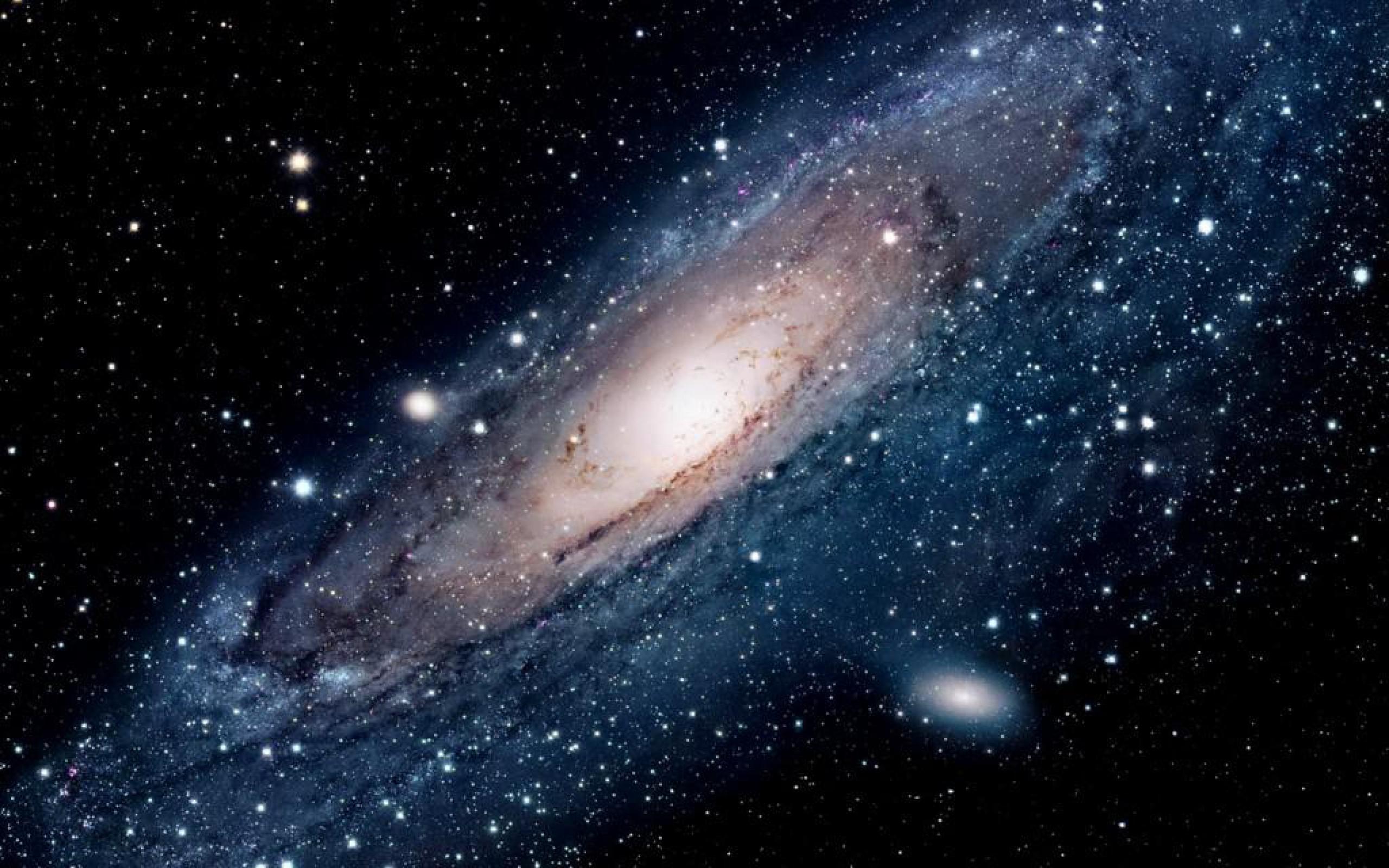 Andromeda Galaxy Wallpaper HD - WallpaperSafari