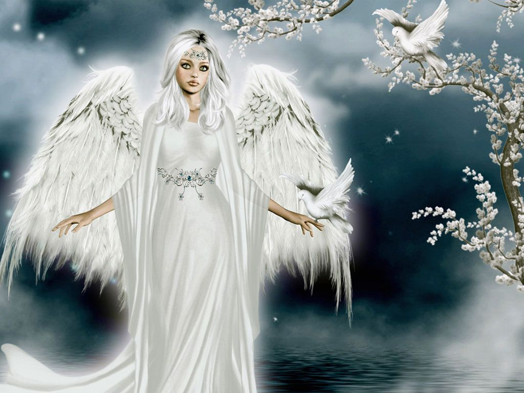 Beautiful Angel Wallpaper Sf Wallpaper