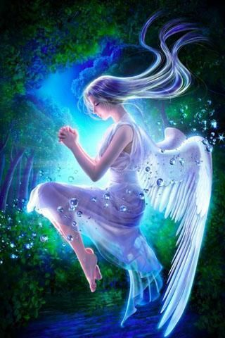 3D angel Live Wallpaper Download - 3D angel Live Wallpaper 1 0