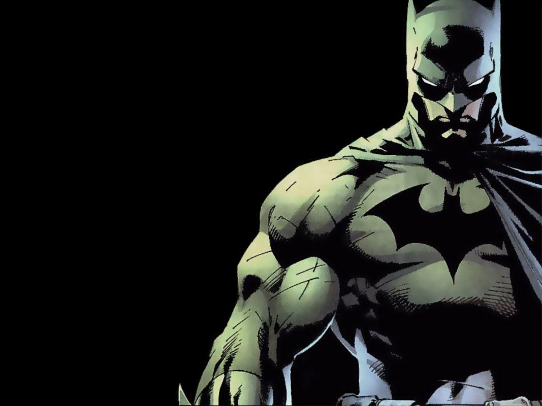 Batman Cartoon Wallpapers - Wallpaper Cave