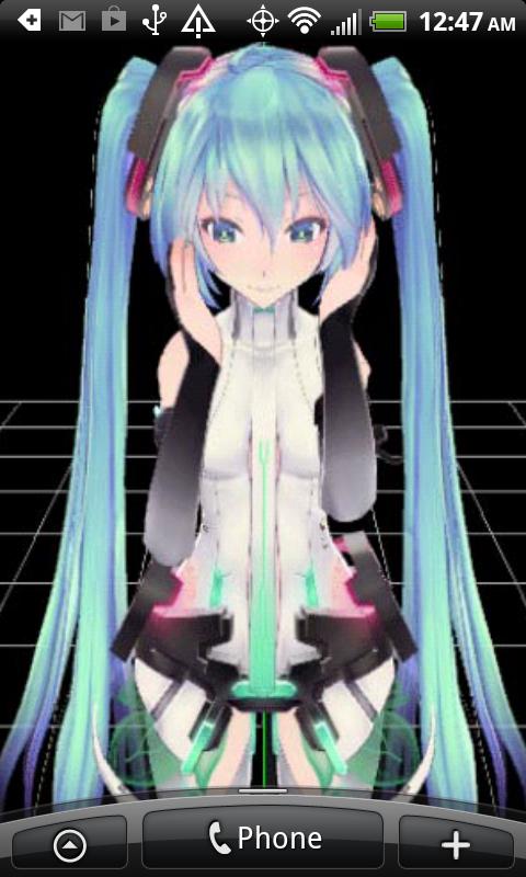 3d Anime Live Wallpaper Apk gambar ke 6