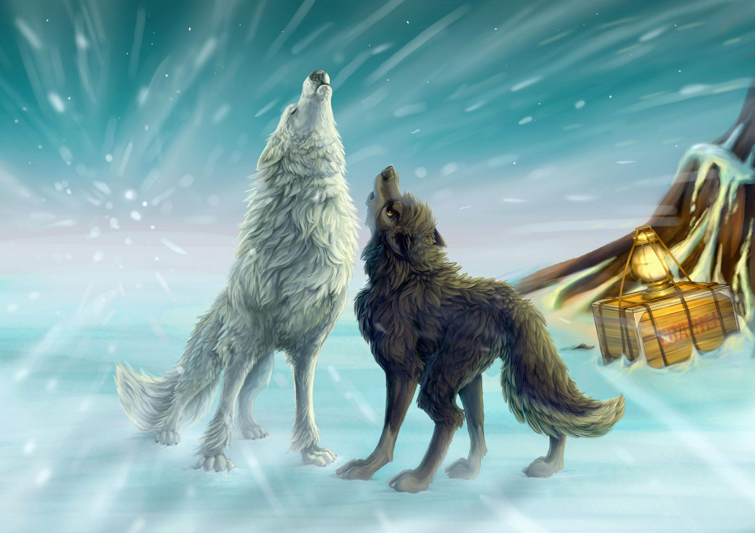 1000+ ideeën over Anime Wolf Wallpaper op Pinterest