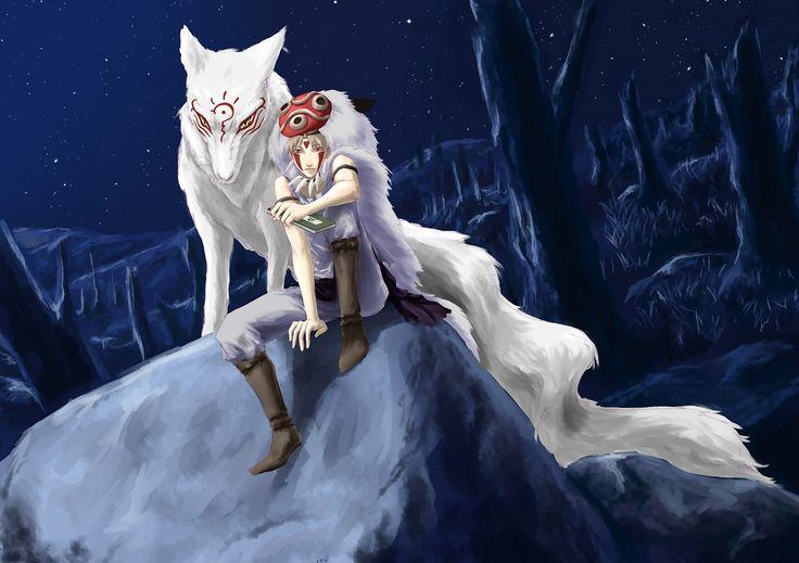 anime-wolves-wallpaper jpg (1920×1356) | Wolves | Pinterest