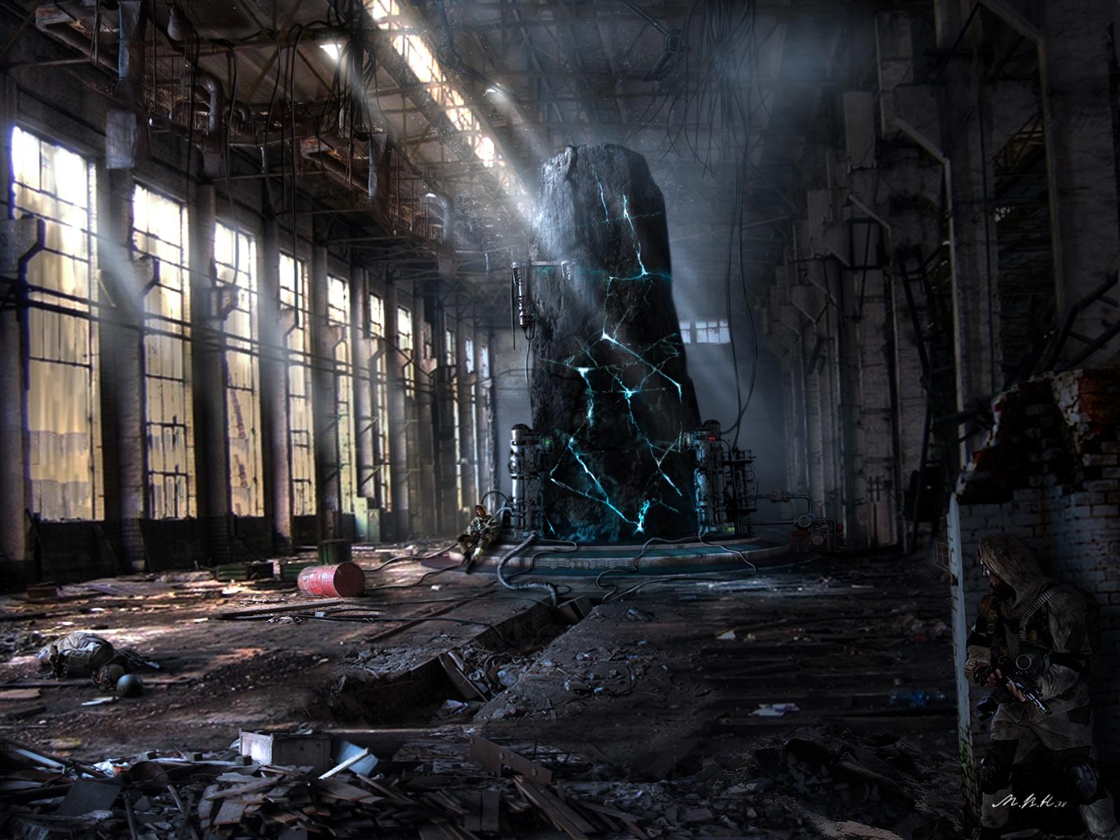 Apocalyptic Background - WallpaperSafari