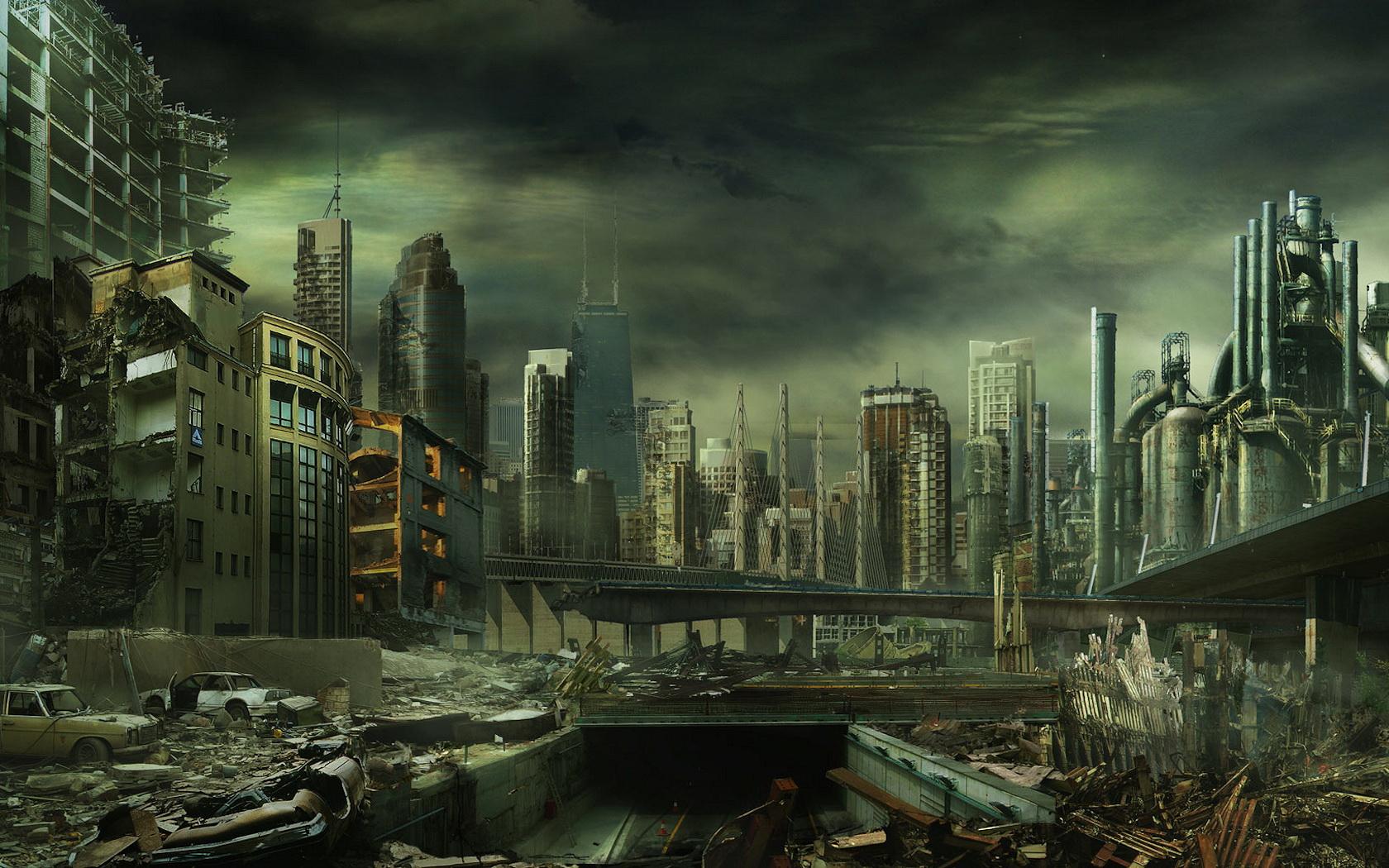 Post Apocalyptic Computer Wallpapers, Desktop Backgrounds