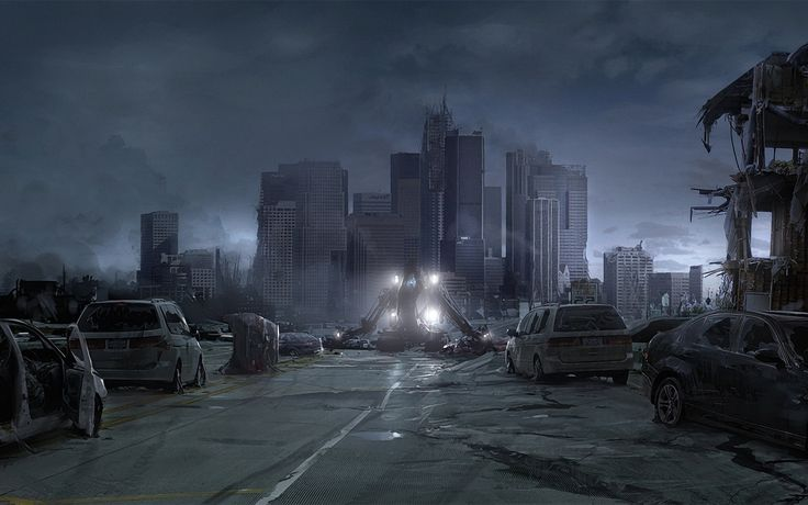 Collection of Apocalyptic Background on HDWallpapers