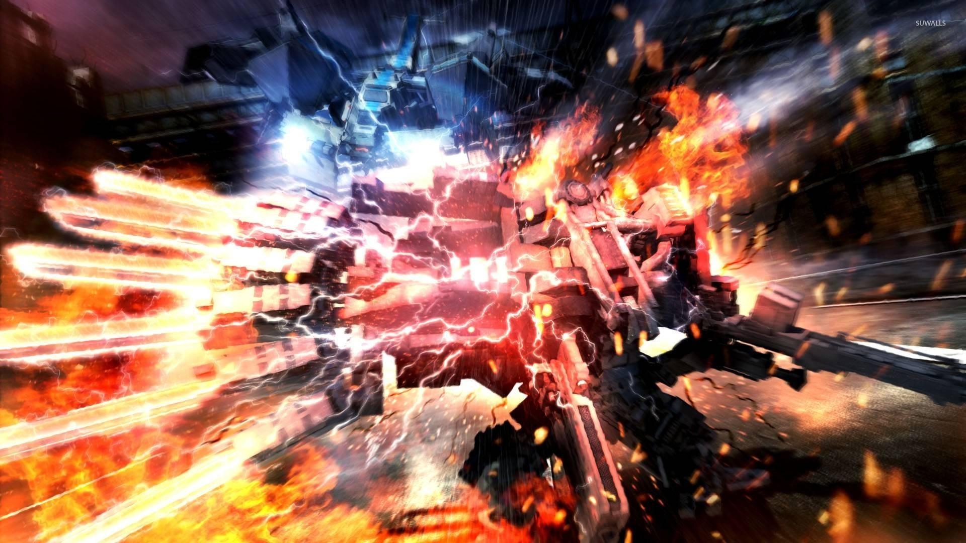 Malzel - Armored Core V wallpaper - Game wallpapers - #24848