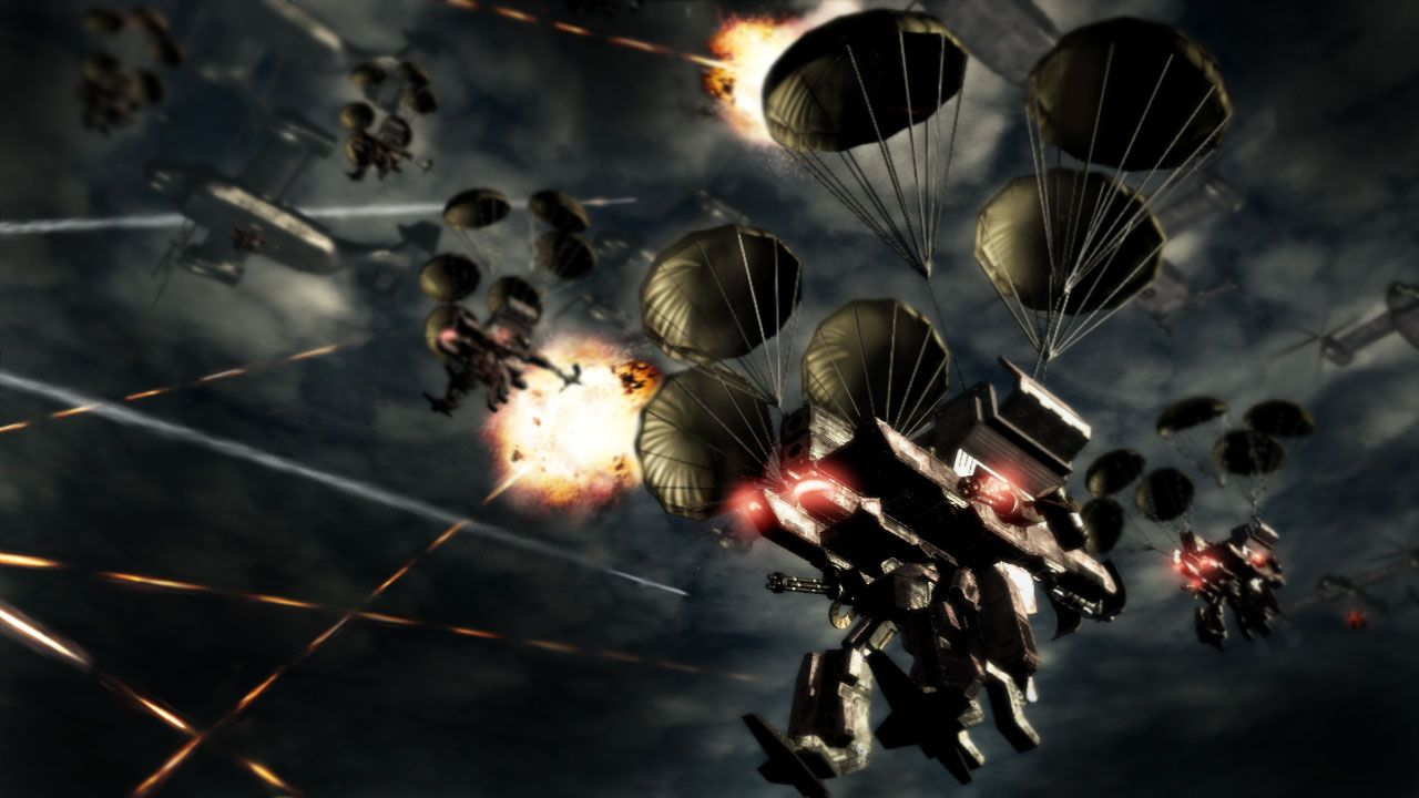 Armored Core 5 Wallpapers - Wallpaper Cave