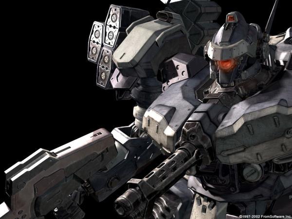 Armored Core V Wallpaper