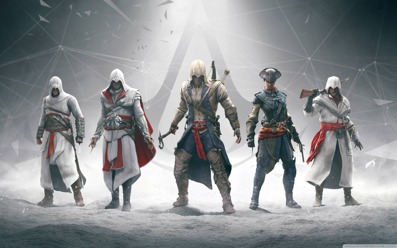 Assassins Creed HD Wallpapers - Wallpaper Cave