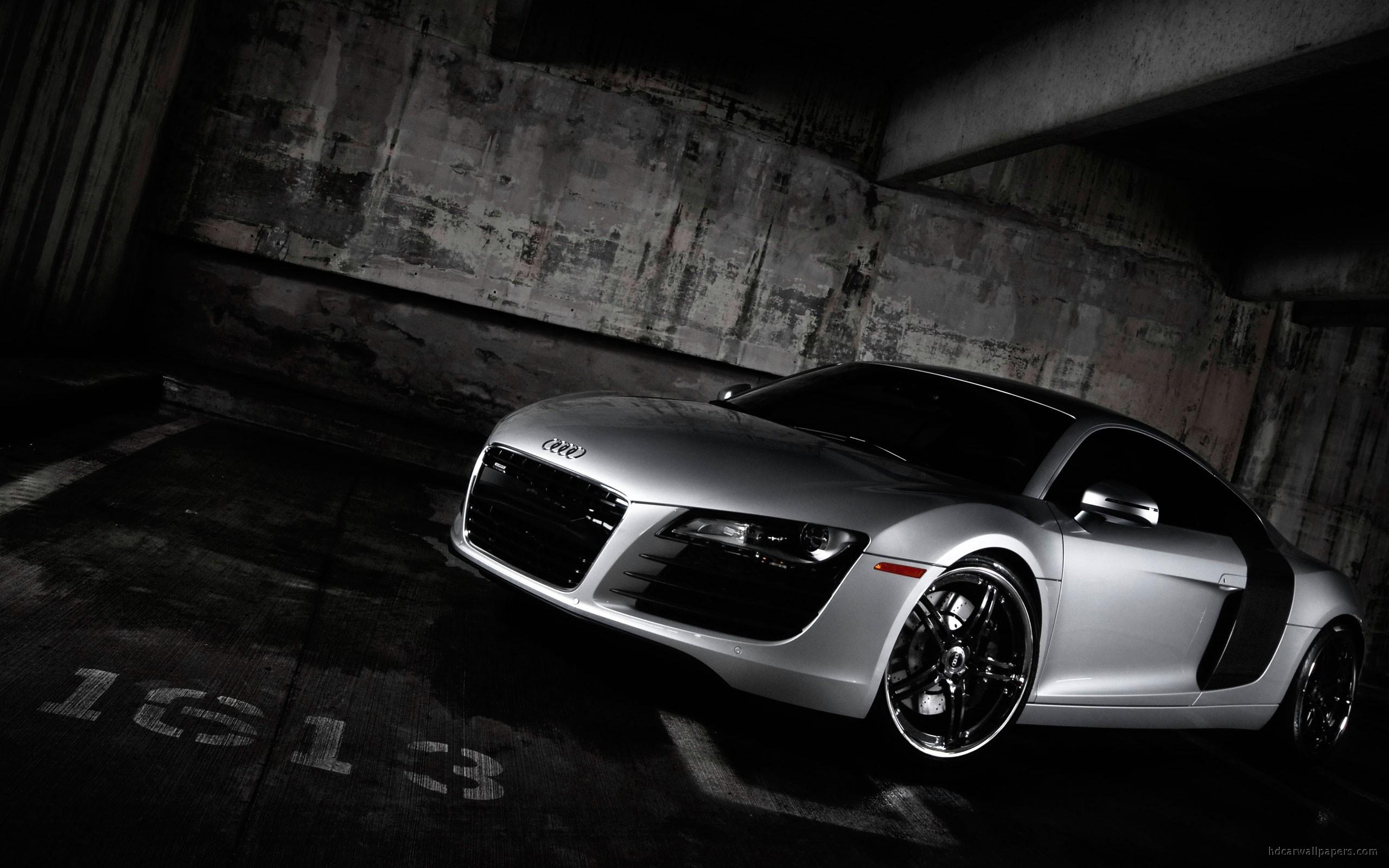 Audi R8 HD Widescreen Wallpaper | HD Car Wallpapers