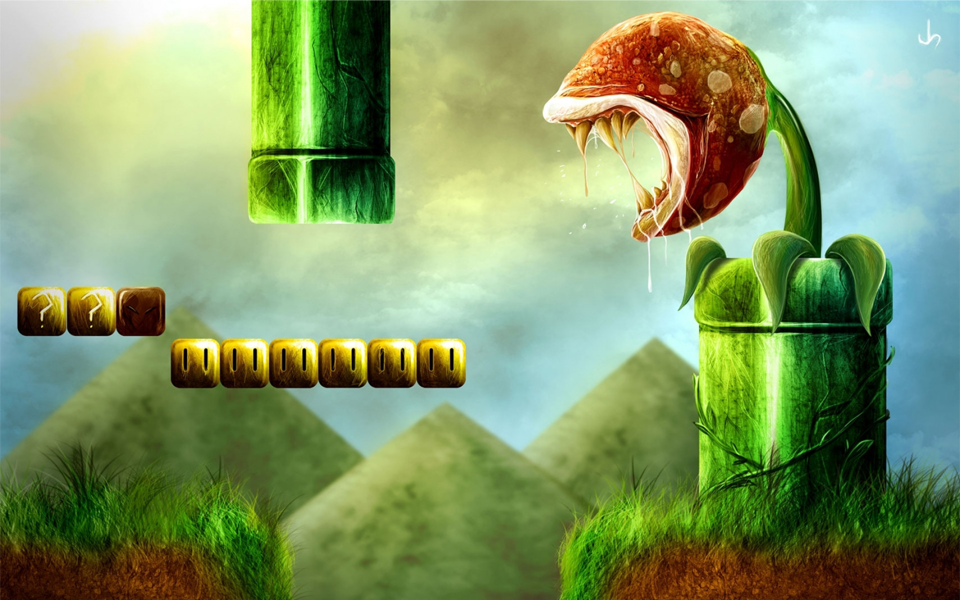 Video game wallpaper dump  Enjoy  - Album on Imgur