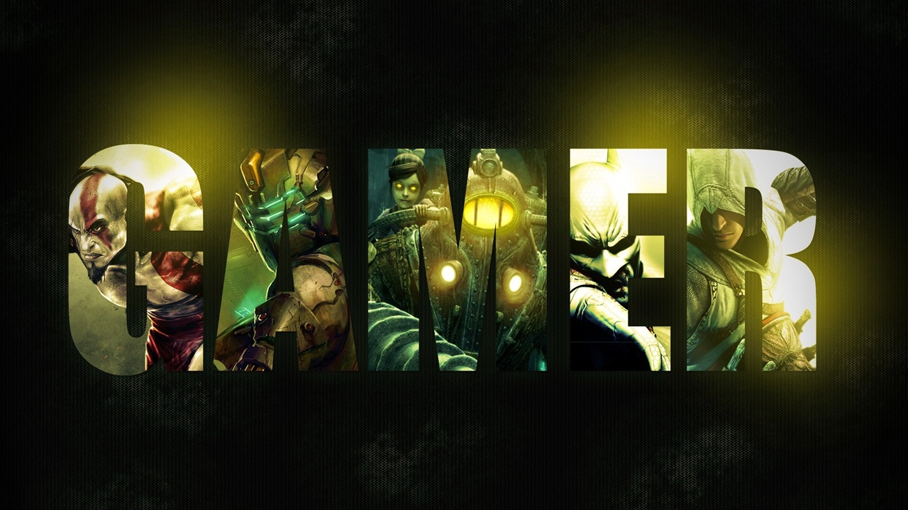 Collection of Awesome Gaming Wallpapers on HDWallpapers