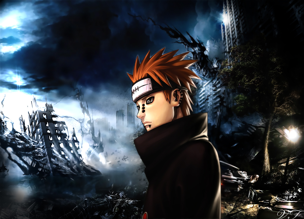 Collection of Awesome Naruto Backgrounds on HDWallpapers