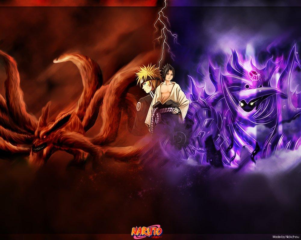 Awesome Naruto Wallpaper
