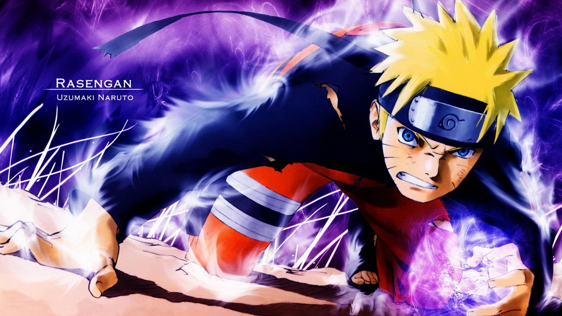 Collection of Awesome Naruto Wallpaper on HDWallpapers