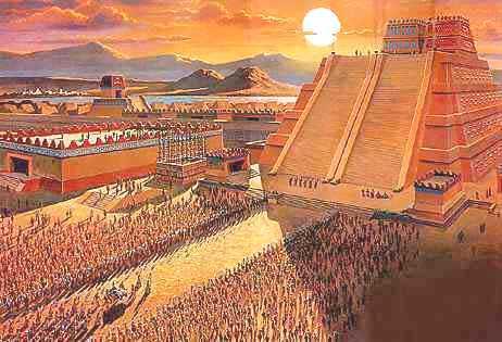 The Aztec Empire: History, Gods, Culture