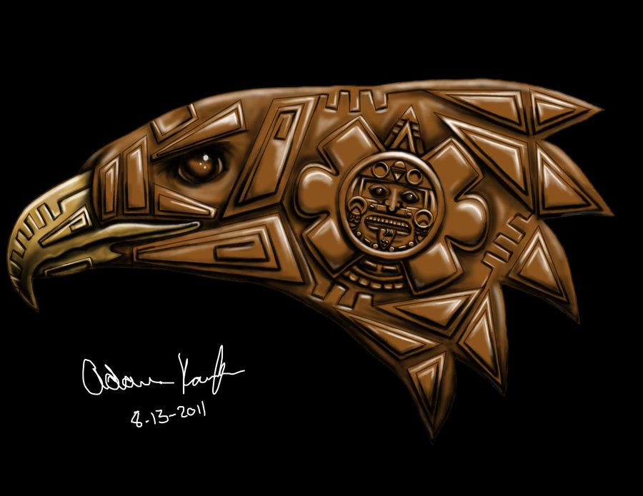 1000+ images about Aztec warriors on Pinterest | Aztec warrior