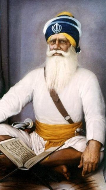 Download Baba Deep Singh Ji wallpapers to your cell phone - 12 hp