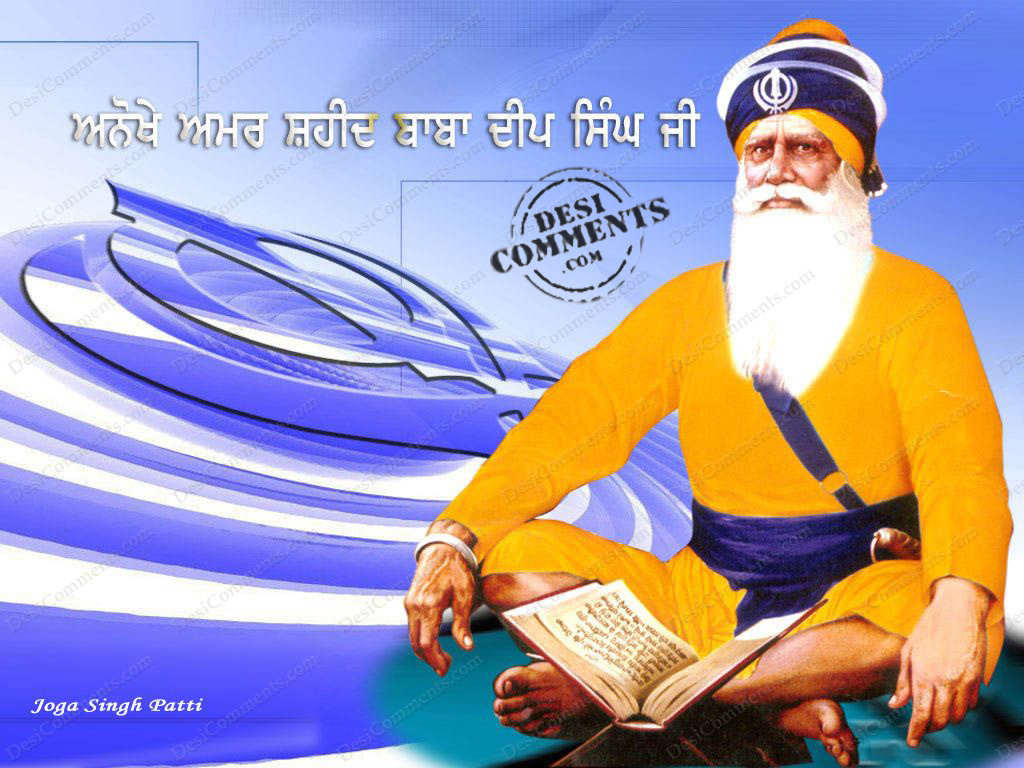 Wallpapers Baba Deep Singh Ji Pictures Photos Images 771x986