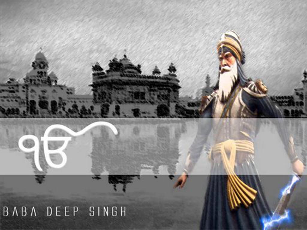 WallpaperfreekS: Dhan Dhan Baba Deep Singh Ji Wallpapers
