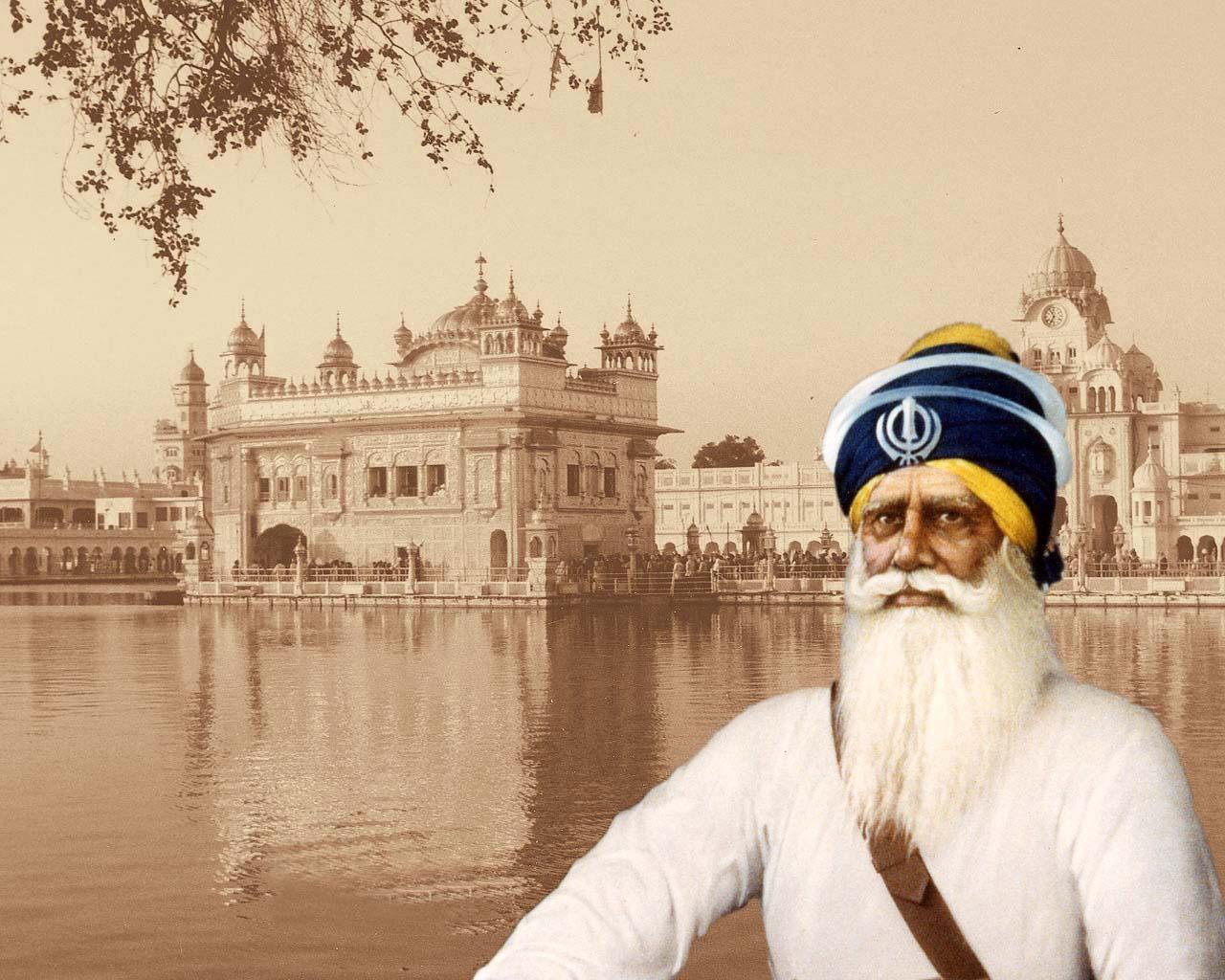 Baba Deep Singh Ji Wallpapers