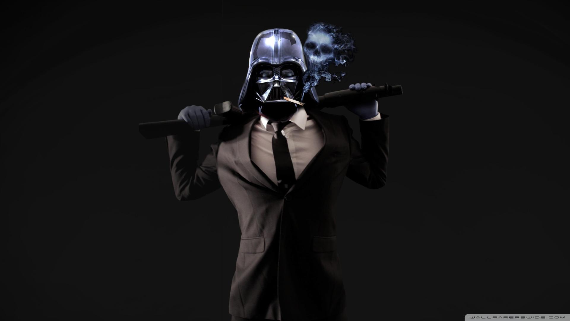 Badass Vader HD desktop wallpaper : Widescreen : High Definition