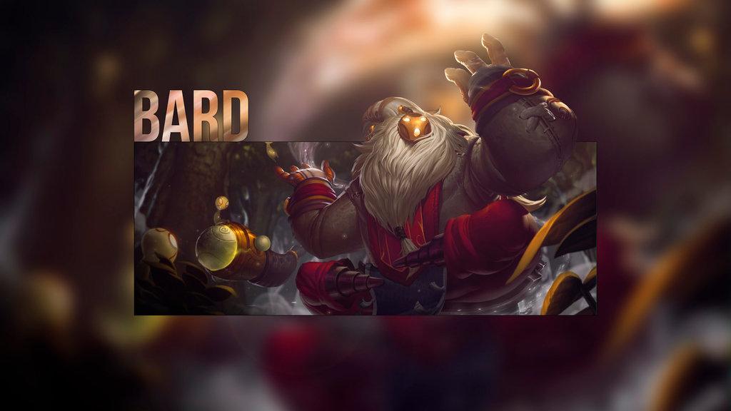 DeviantArt: More Like League of Legends Bard Wallpaper by Mathiashenr