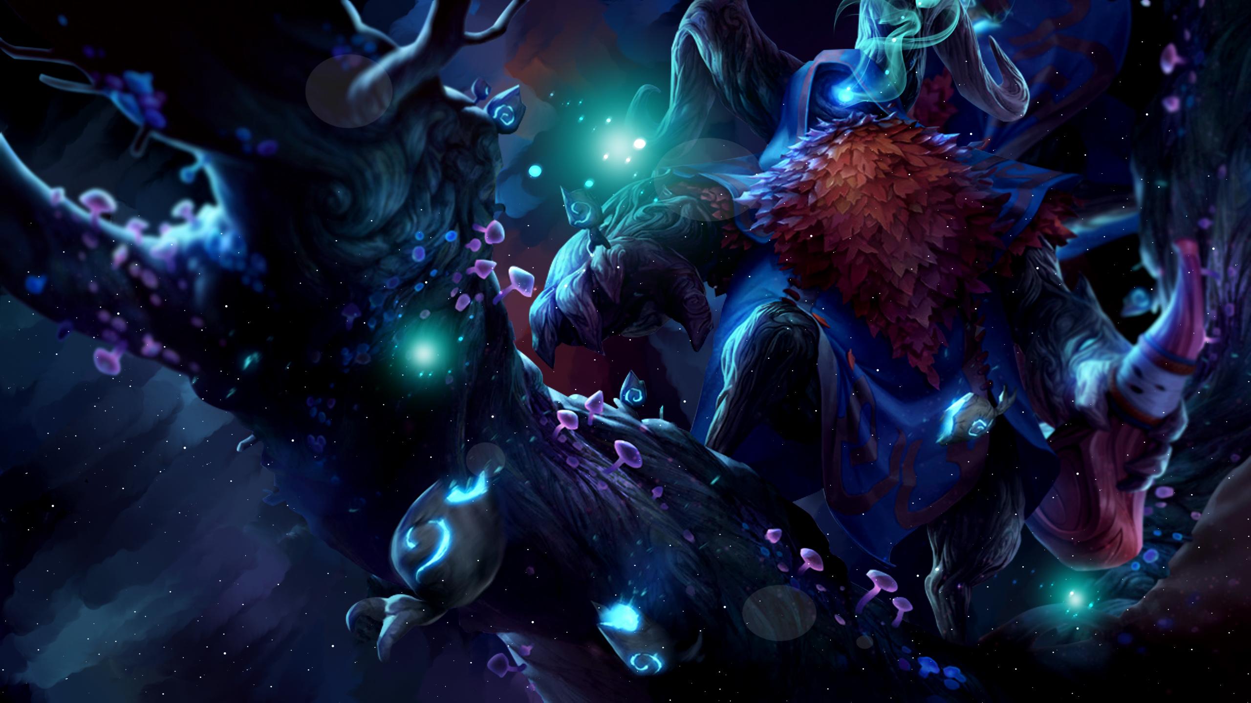 DeviantArt: More Like League of Legends - Bard Wallpaper by Soinnes