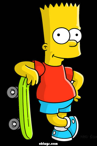 Collection of Bart Simpson Wallpapers on HDWallpapers