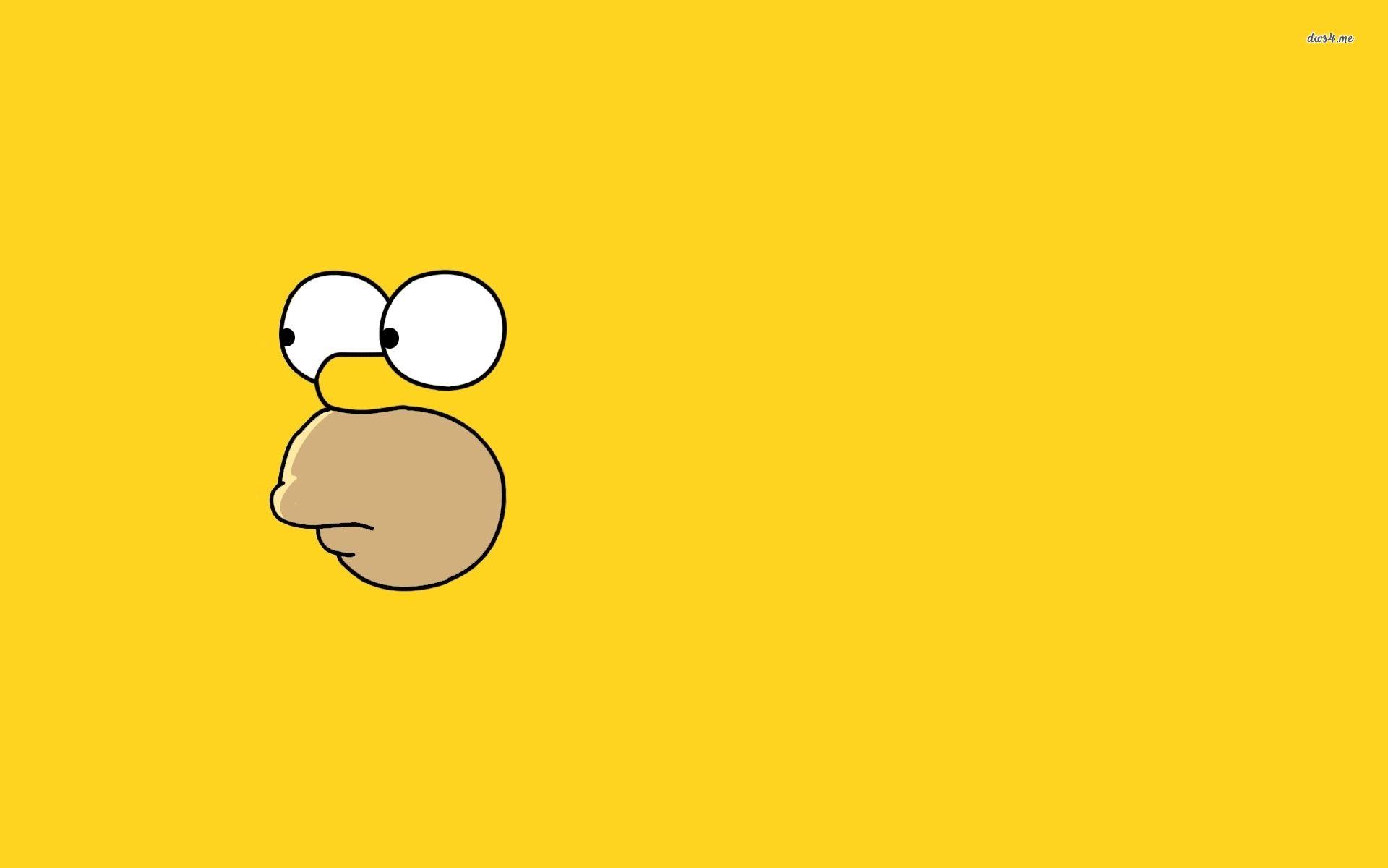 Homer Simpson Desktop Wallpapers - Wallpaper Cave