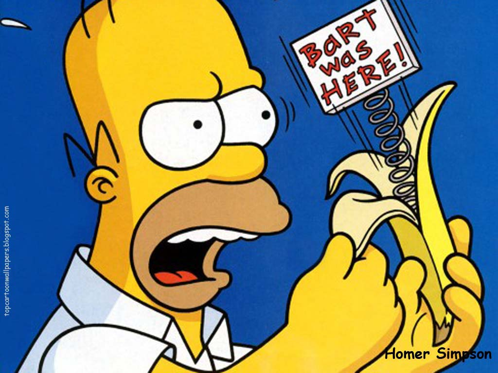 Funny Simpson Wallpapers - Wallpaper Cave
