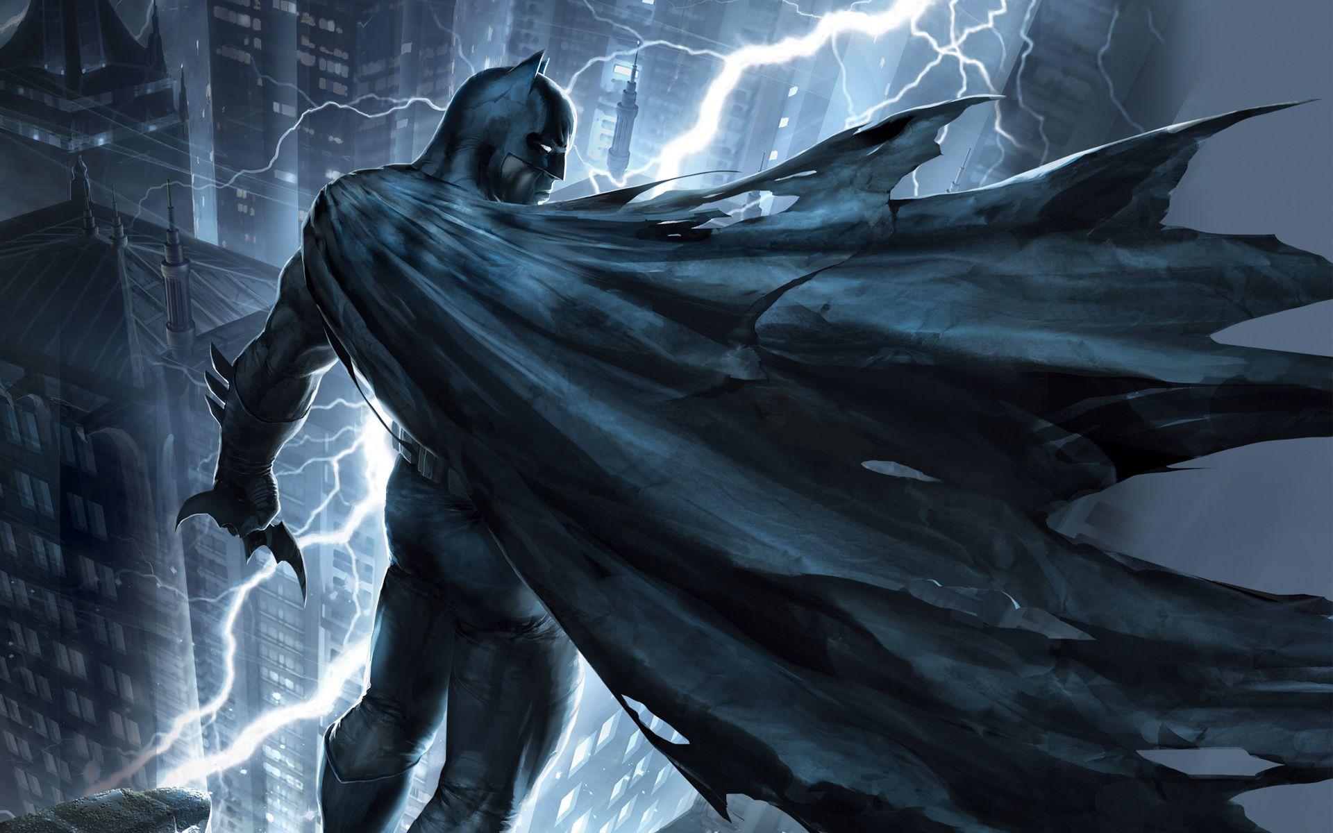 Batman HD Wallpapers For Desktop Group (87+)