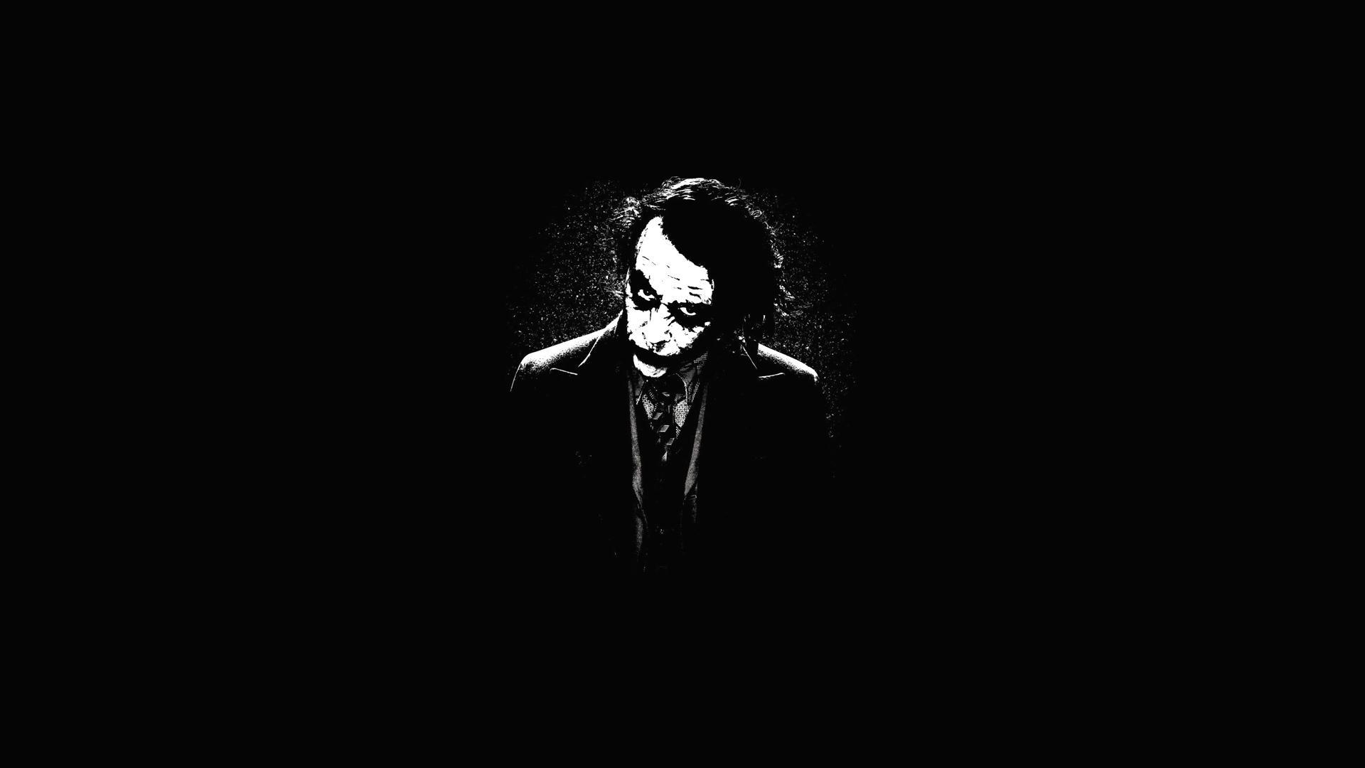 The dark knight Joker Batman Anime Dark HD Wallpapers, Desktop