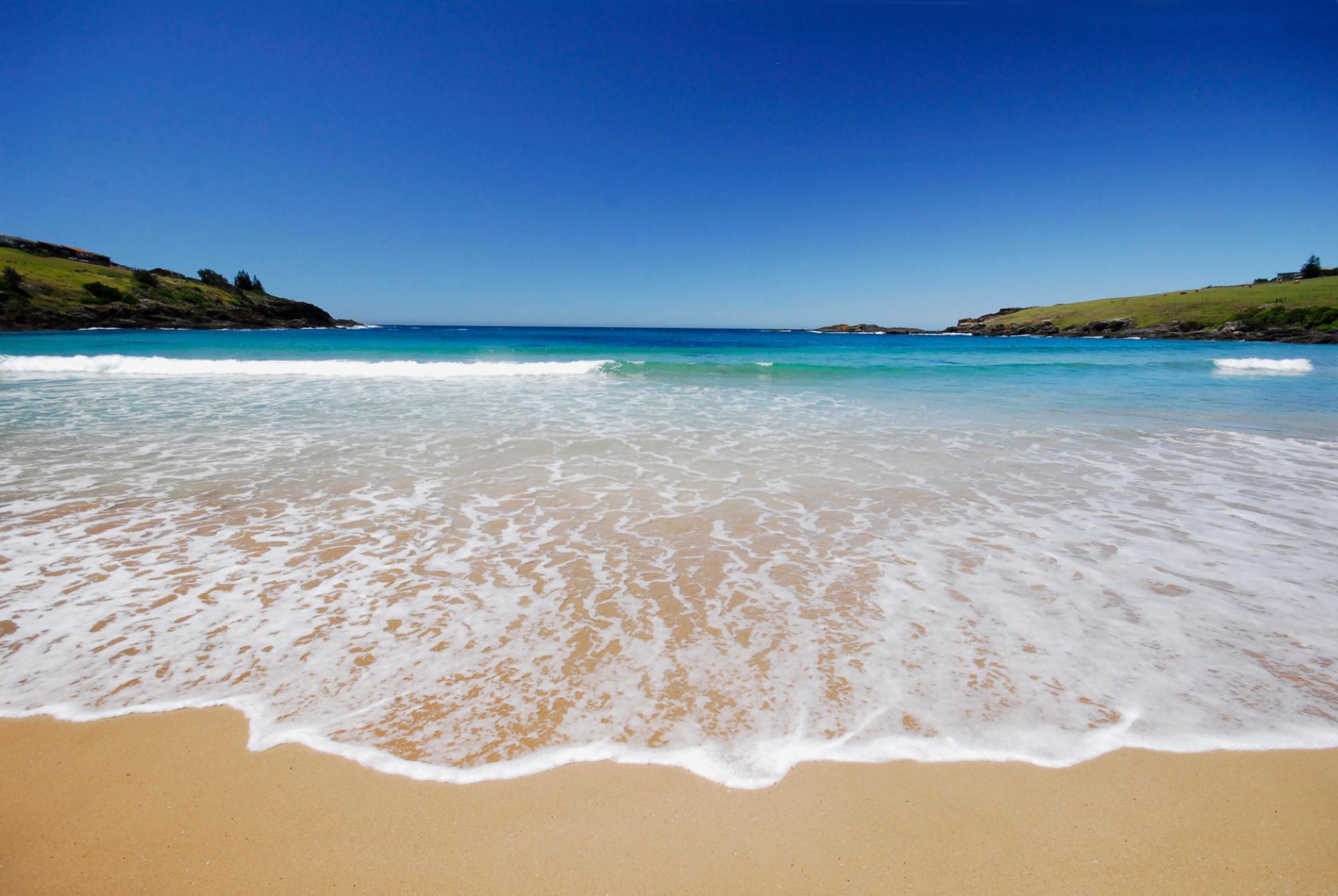Interpretation of a dream in which you saw «Beach»